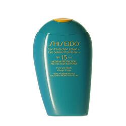 Sun Protection Lotion SPF15 - Shiseido, Protección rostro