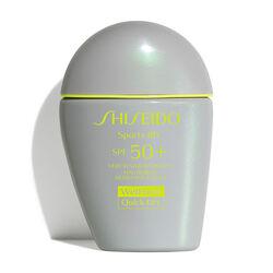 Sports BB SPF50+, 04 - Shiseido, Protección rostro