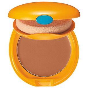 Tanning Compact Foundation SPF6, BRONZE - Shiseido, Maquillaje solar y bronceadores