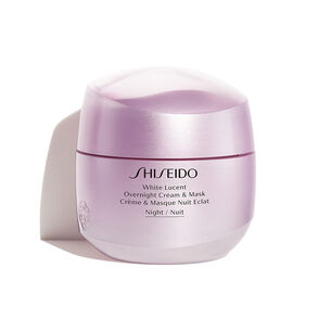 Overnight Cream & Mask - WHITE LUCENT, Cremas de día y noche
