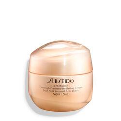 Overnight Wrinkle Resisting Cream - Shiseido, TRATAMIENTO