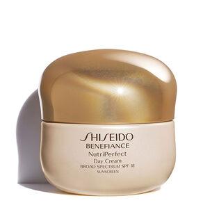 NutriPerfect Day Cream SPF18 - Shiseido, Cremas de día y noche