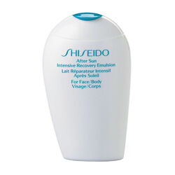After Sun Intensive Recovery Emulsion - Shiseido, Otros Solares