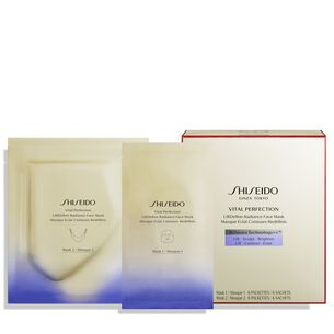 LiftDefine Radiance Face Mask - SHISEIDO, Vital Perfection