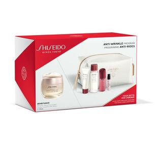 Programa Antiarrugas - Wrinkle Smoothing Cream - SHISEIDO, Nuevo