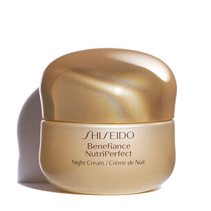 NutriPerfect Night Cream - Shiseido, Cremas de día y noche