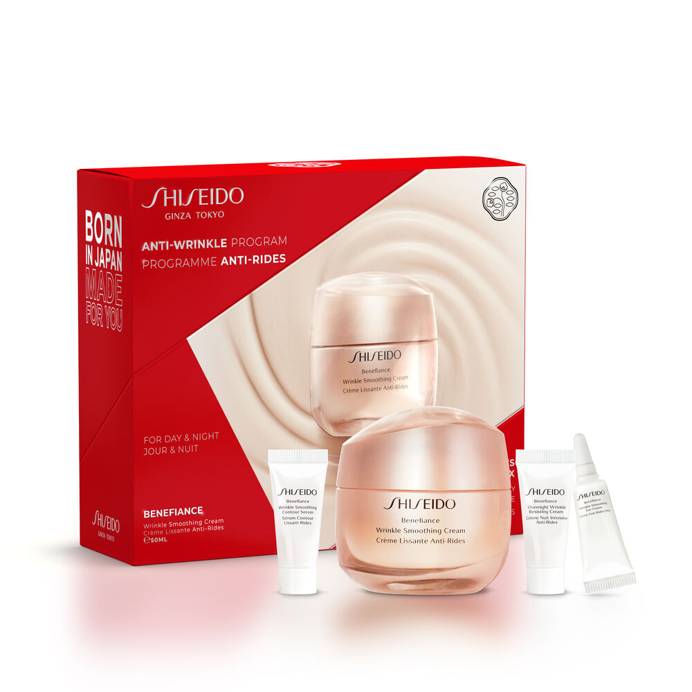 Wrinkle Smoothing Cream Set,