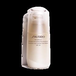 Wrinkle Smoothing Day Emulsion SPF20 - Shiseido, Benefiance