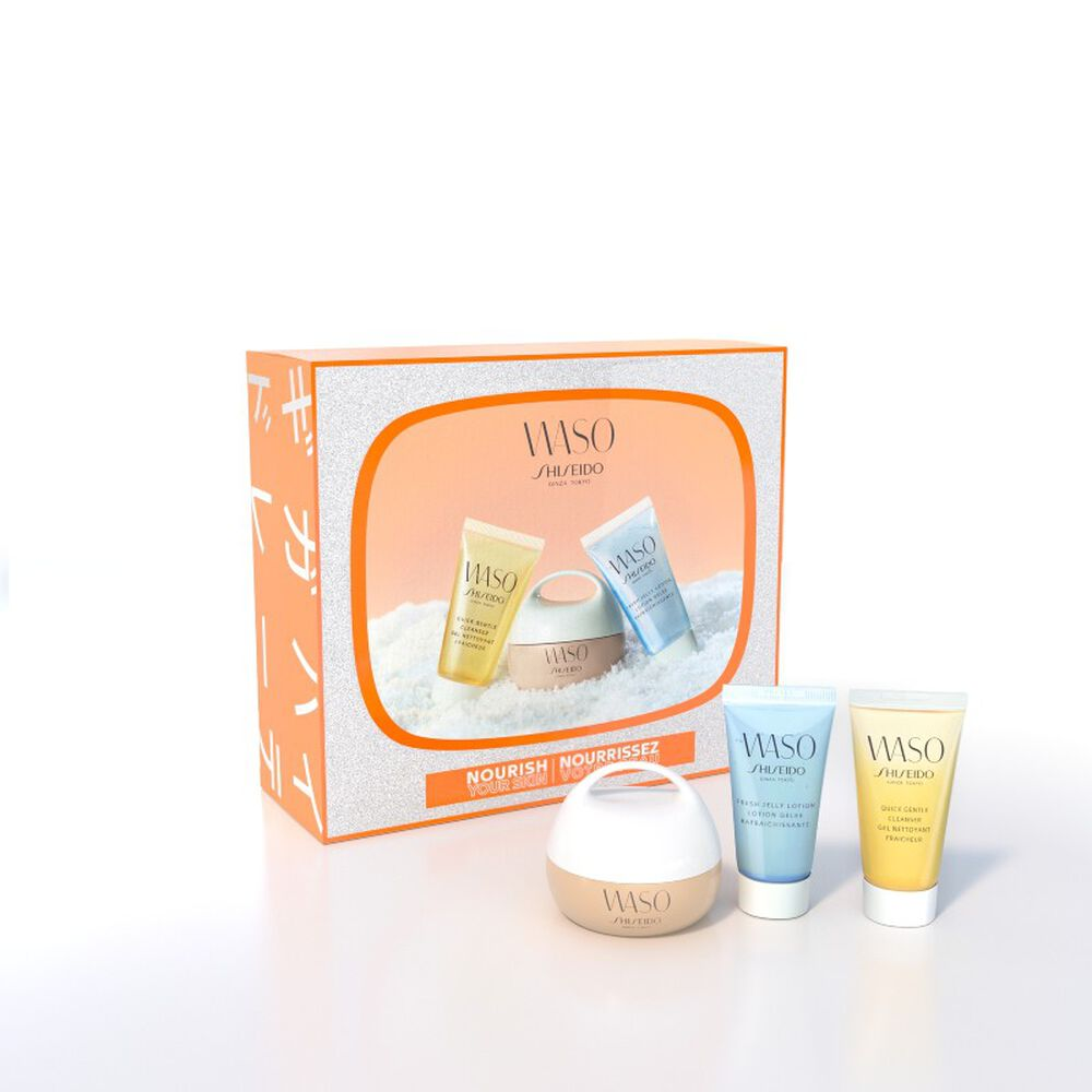 Giga-Hydrating Rich Cream Kit,