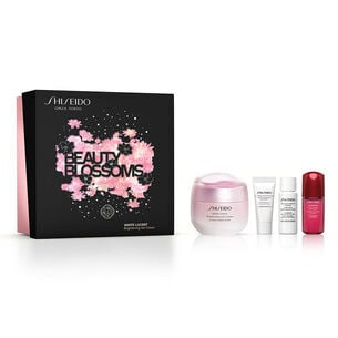 White Lucent Brightening Gel Cream Holiday Kit - SHISEIDO, Colección Holiday