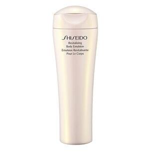 Revitalizing Body Emulsion - Shiseido, Cuerpo