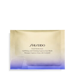 Uplifting and Firming Express Eye Mask - Shiseido, TRATAMIENTO