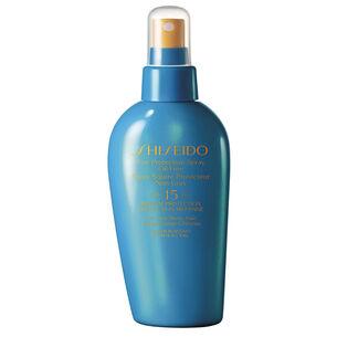 Sun Protection Spray Oil-Free SPF15 - Shiseido, Protección cuerpo