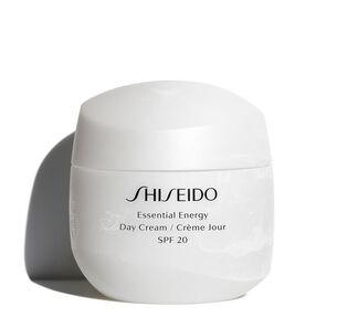 Day Cream SPF 20 - Shiseido, Cremas de día y noche