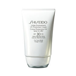 Urban Environment UV Protection Cream SPF30 - Shiseido, Protectores urbanos