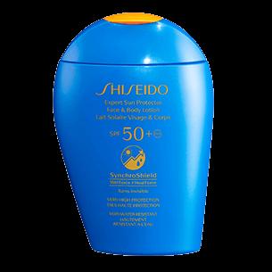 SHISEIDO Expert Sun Protector Face & Body Lotion