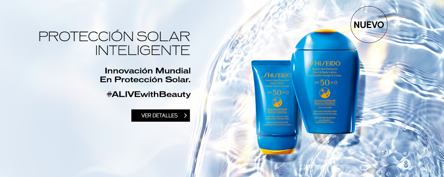 Invisible. Invincible. In Sync With You.Expert Sun Protector Face & Body Lotion and Face Cream VER DETALLES